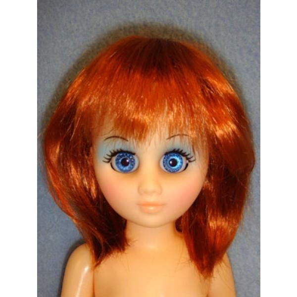 "Wig - Heidi  - 6-7"" Carrot Red"