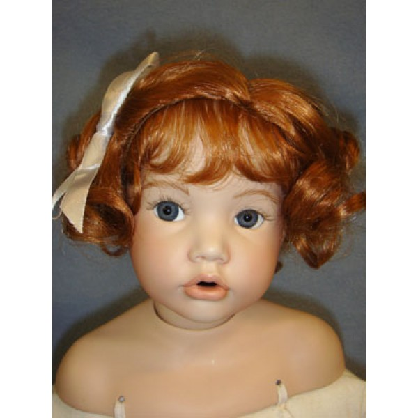 "Wig - Kayla - 12-13"" Light Ginger"