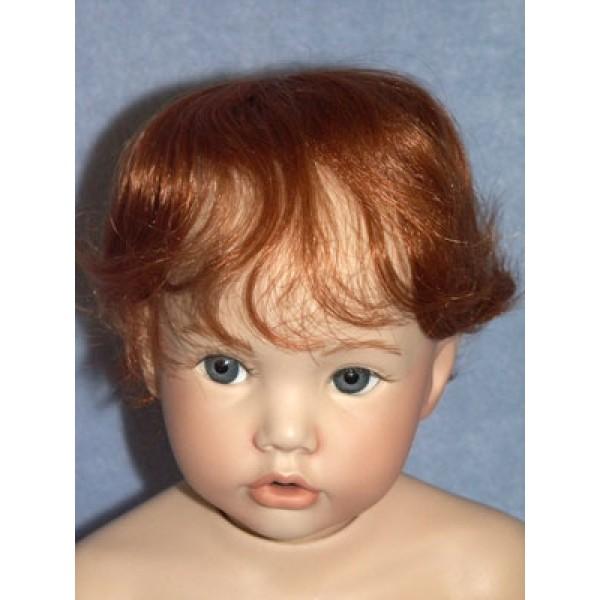 "Wig - Newborn - 11-12"" Auburn"