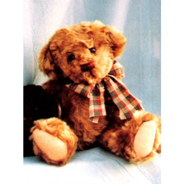 "|11"" Beary Grand Bear Pattern"