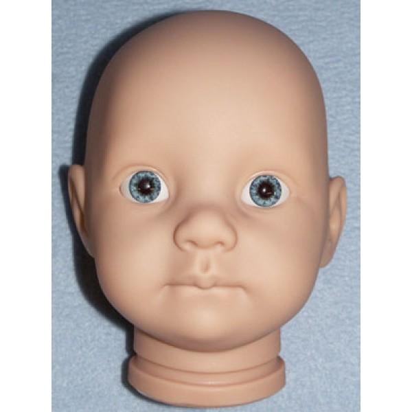  Bailey Head w_Blue Eyes - Translucent