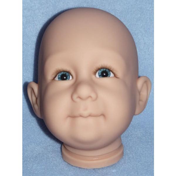 |Bubba Head w_Blue Eyes - Translucent