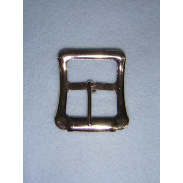 |Buckle - Large Plain Nickel