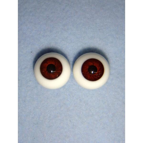 |Doll Eye - Karl's Glass - 12mm Brown