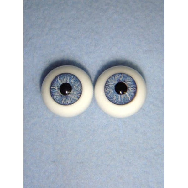 |Doll Eye - Karl's Natural-Looking Glass - 24mm Gray