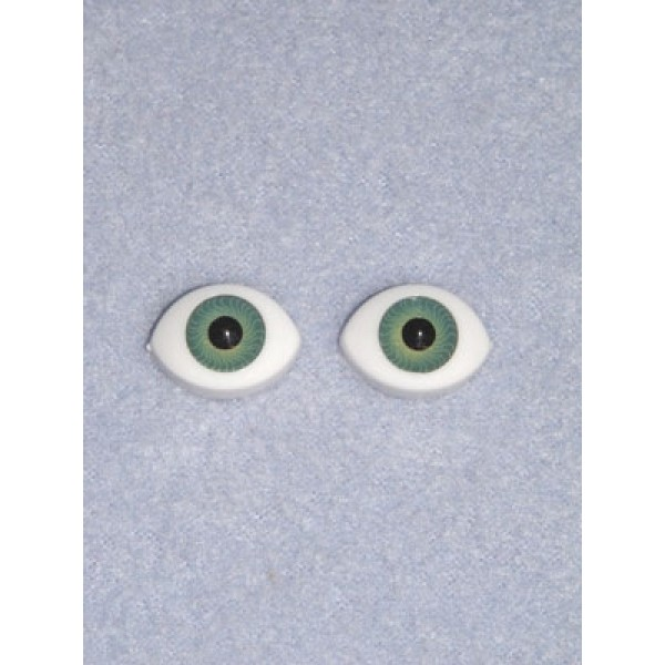|Doll Eye - Paperweight - 20mm Green