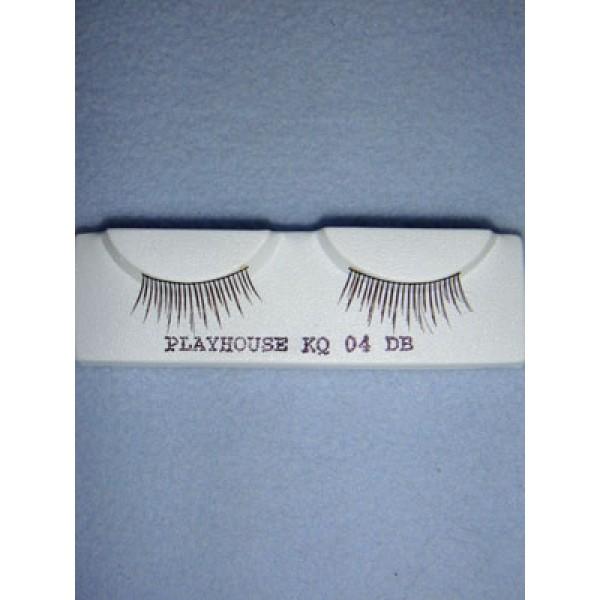 |Eyelashes - Natural - Dark Brown