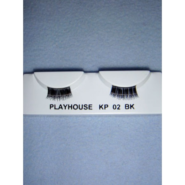 |Eyelashes - Black