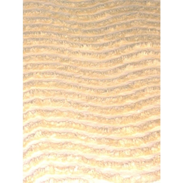 |Fabric-Wavy Chenille-Lt Yellow 1_2 yd