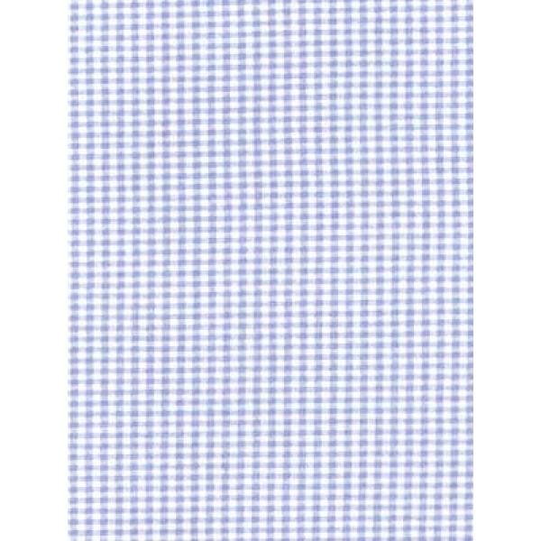 |Fabric - Light Blue Check Knit