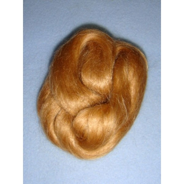 |Hair - English Mohair - Strawberry - 1 Yd