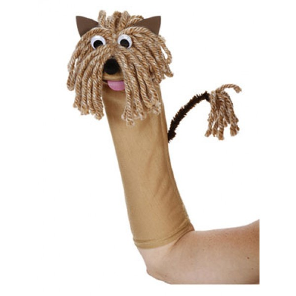 |Pet Sock Friends Puppet Kit (Set_3)