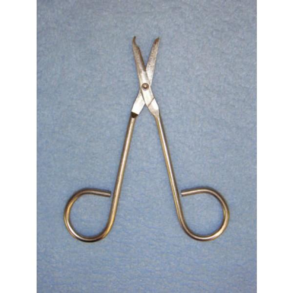 "|Scissors - Hook Nose - 4 3_4"" Long"
