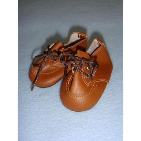"|Shoe - Boy_Baby Tie - 2 5_8"" Brown"