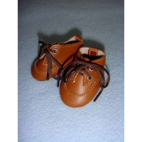 "|Shoe - Boy_Baby Tie - 2"" Brown"