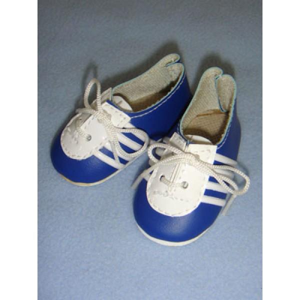 "|Shoe - Tennis - 2 7_8"" Blue_White"