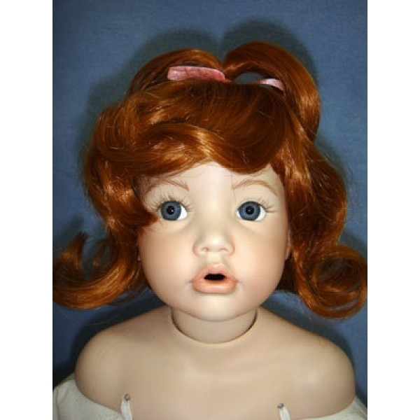 "|Wig - Bubblee - 12-13"" Carrot"