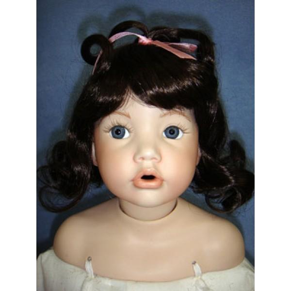 "|Wig - Bubblee - 14-15"" Dark Brown"