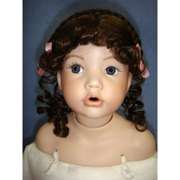 "|Wig - Gina - 5-6"" Light Brown"