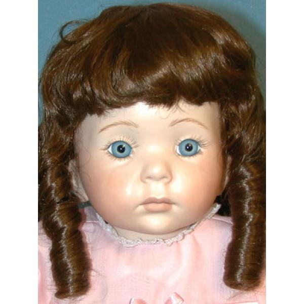" Wig - Jullien - 6-7"" Light Brown"