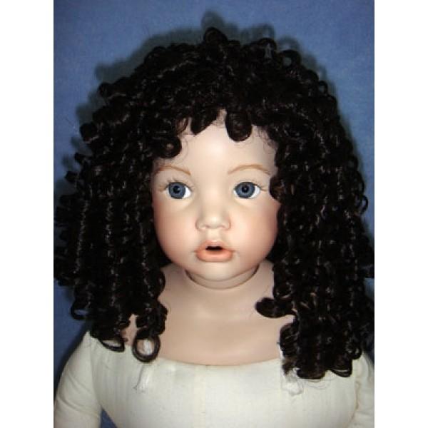 "|Wig - Liza - 13-14"" Dark Brown"