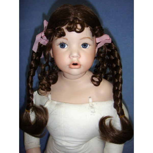 """ Wig - Theresa - 12-13"""" Light Brown"""