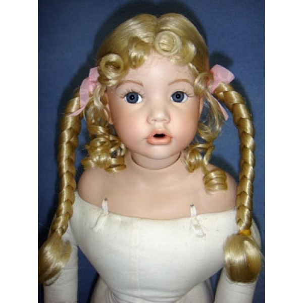 "|Wig - Theresa - 5-6"" Pale Blond"