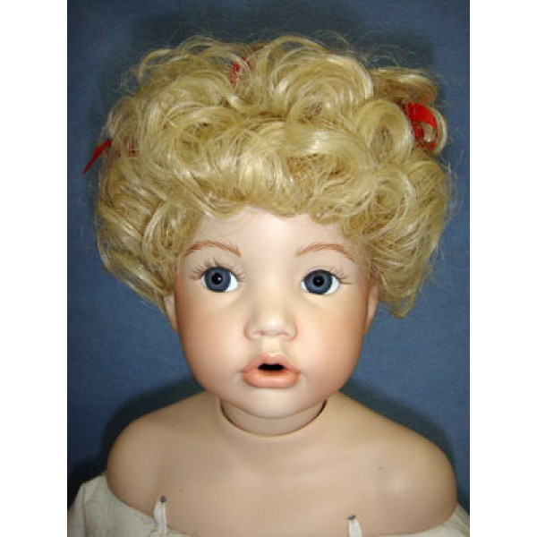 "|Wig - Vickie - 5-6"" Pale Blond"
