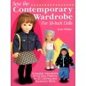 "Sew Contemporary Wardrobe For 18"" Dolls"